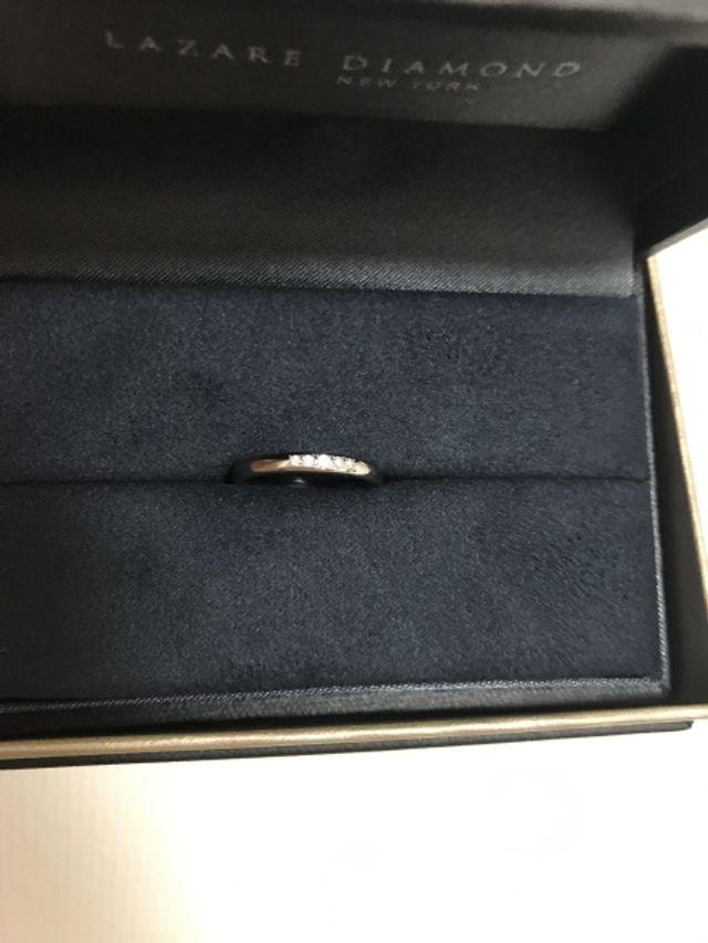 ラザールダイヤモンドで購入しました。