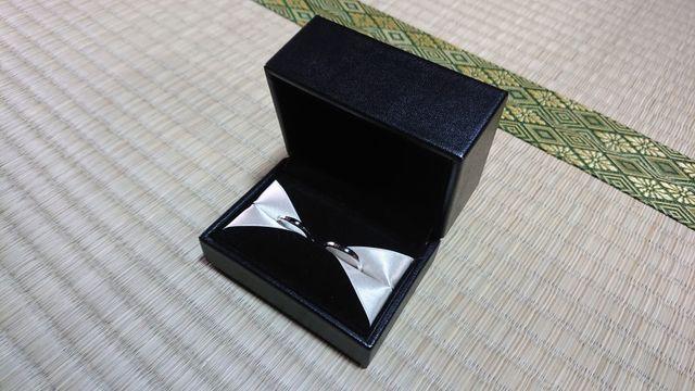 銀座ダイヤモンドシライシで購入しました。