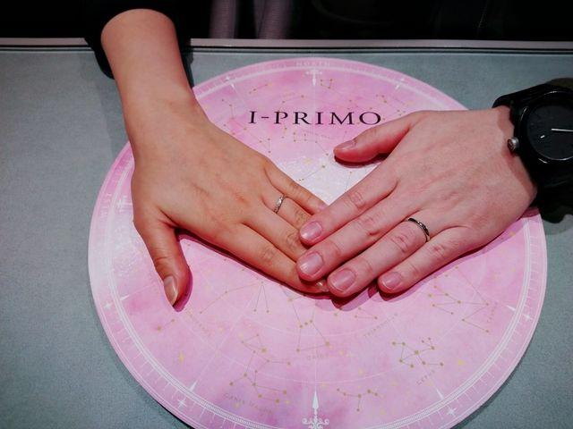 結婚指輪、決定!