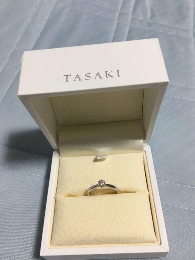 TASAKI銀座本店にて購入