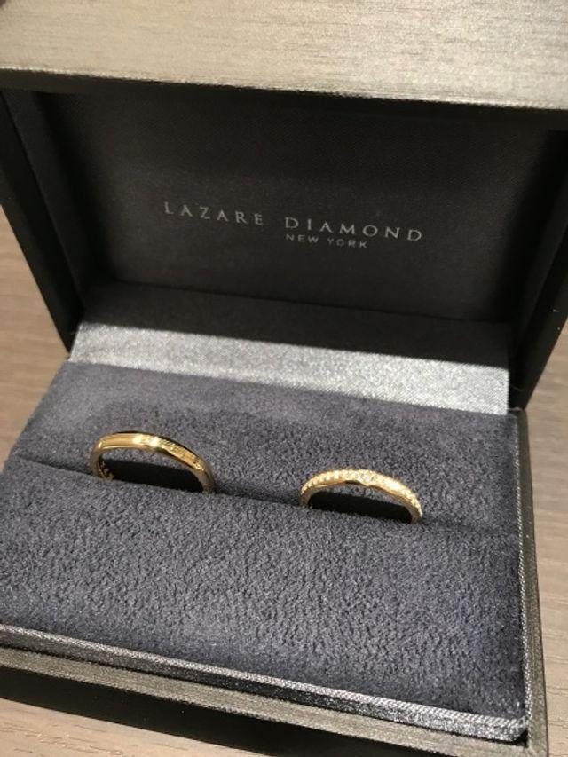 ラザールダイヤモンド のアプローズYGです。