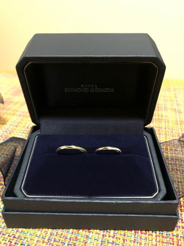 Bloominの結婚指輪