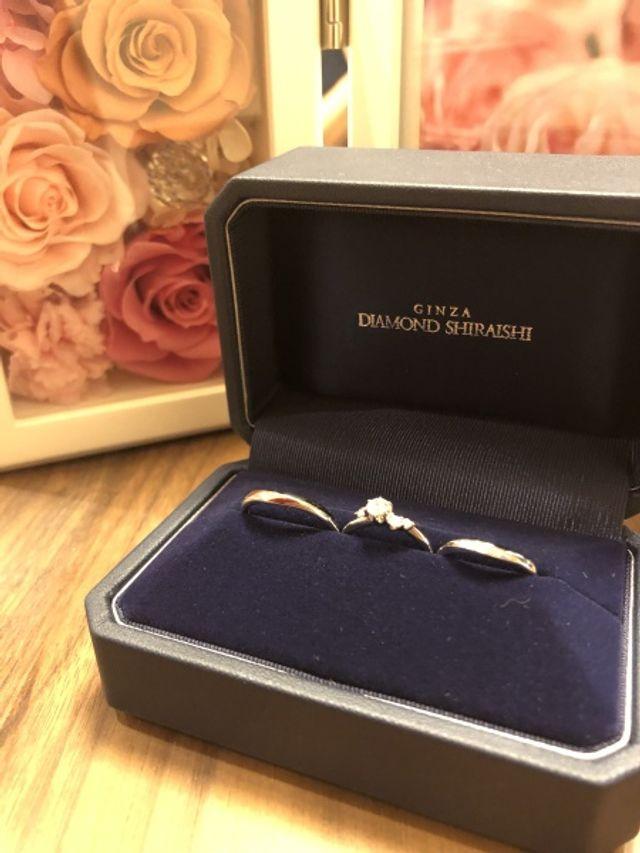 0.2カラットでも十分満足度のある婚約指輪