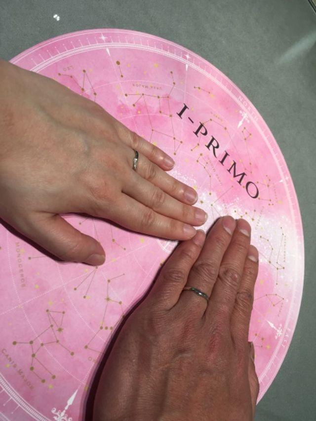 結婚指輪クレメンティアを購入