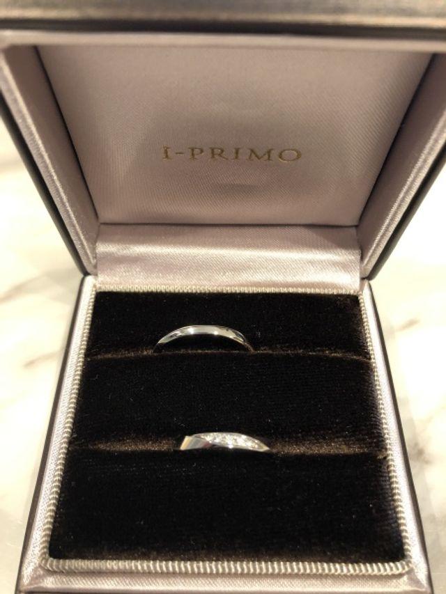 アイプリモ の指輪が一番付け心地が良かった。
