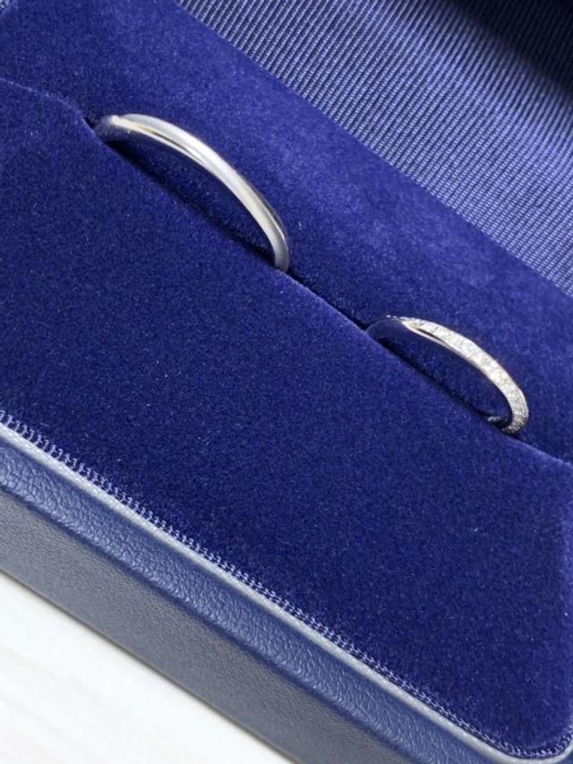 銀座ダイヤモンド白石さんのブーケという指輪です
