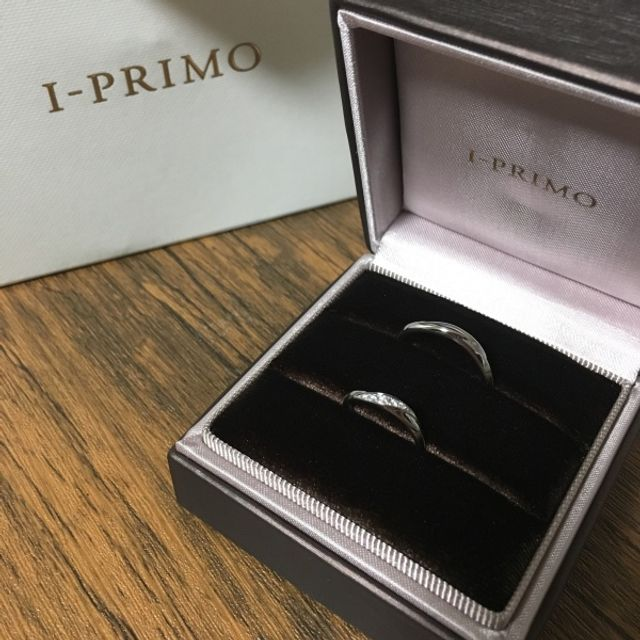 ルキナの結婚指輪です。