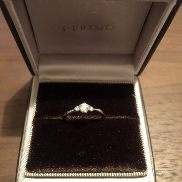 ドナティ 婚約指輪