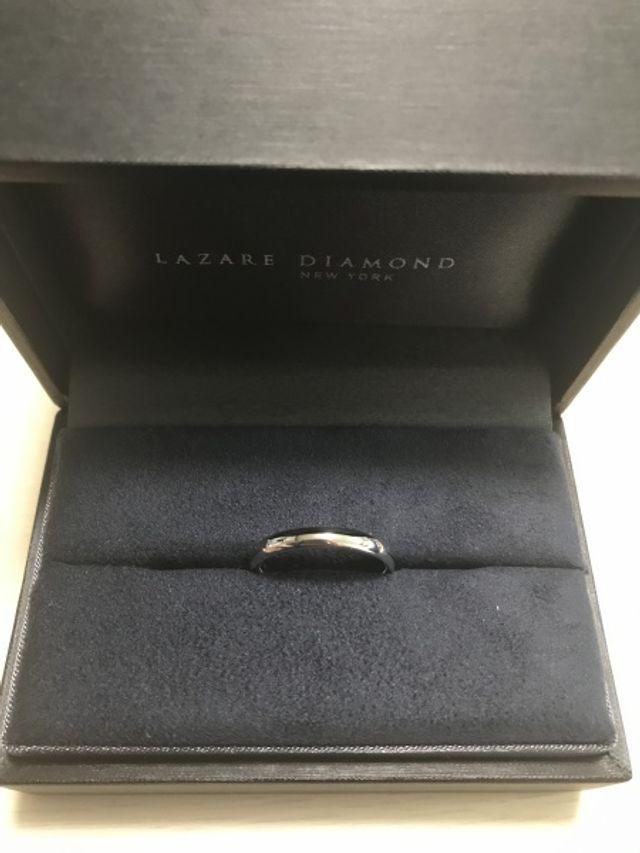 新郎 結婚指輪