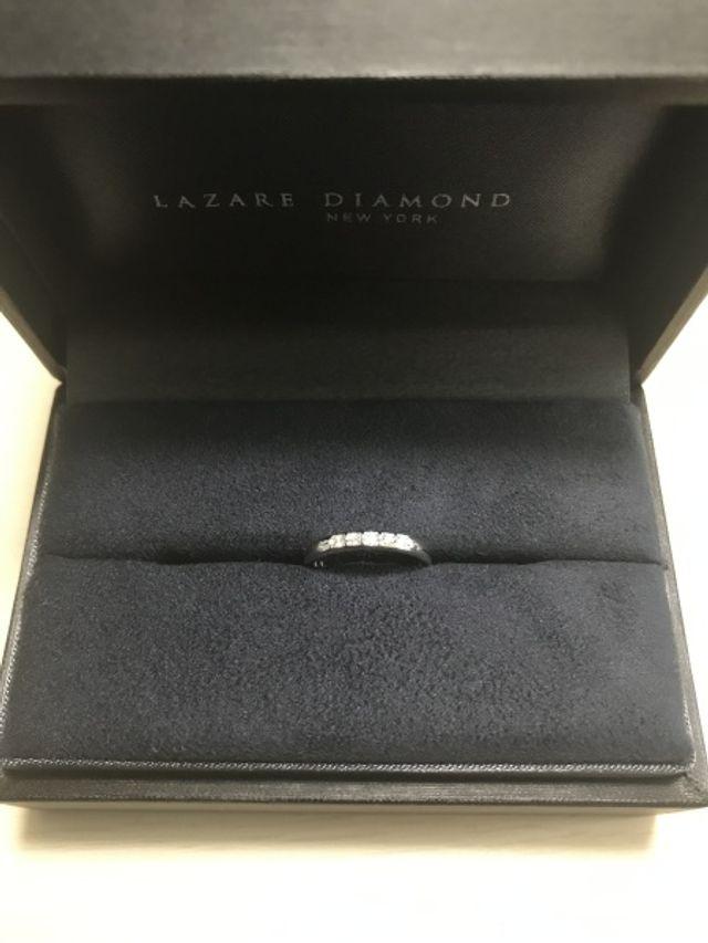 新婦 結婚指輪