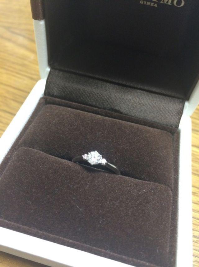 婚約指輪 ケース