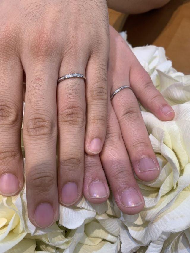 ノクル 結婚指輪