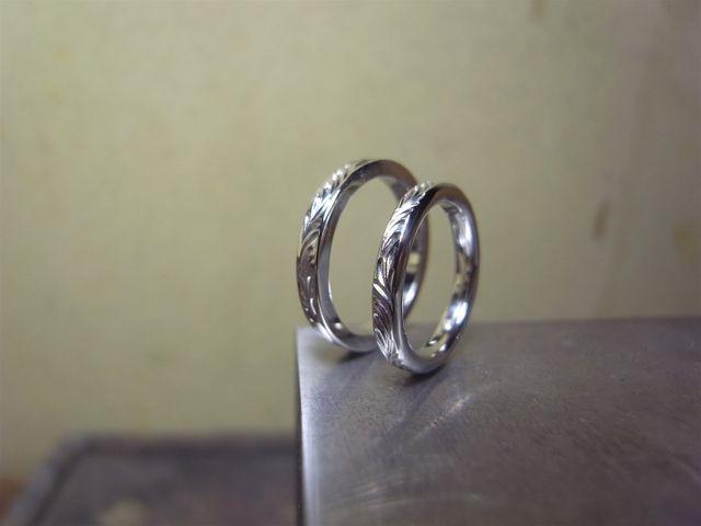 指輪です。