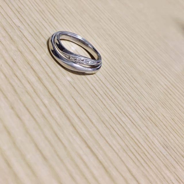 旦那さんと私の結婚指輪