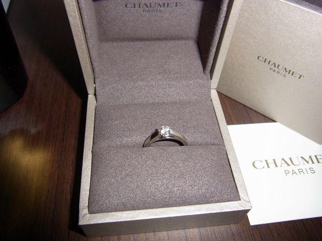 指輪が映えるシンプルで高級感のあるケース