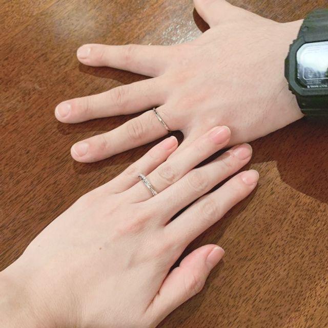 AHKAHの指輪