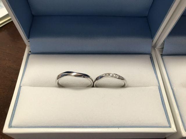 結婚指輪ペア