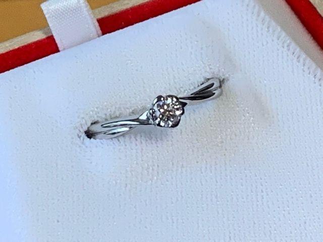 やっぱりダイヤモンドは良い