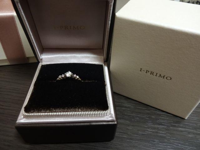 婚約指輪(トゥインクル) 0.227カラット