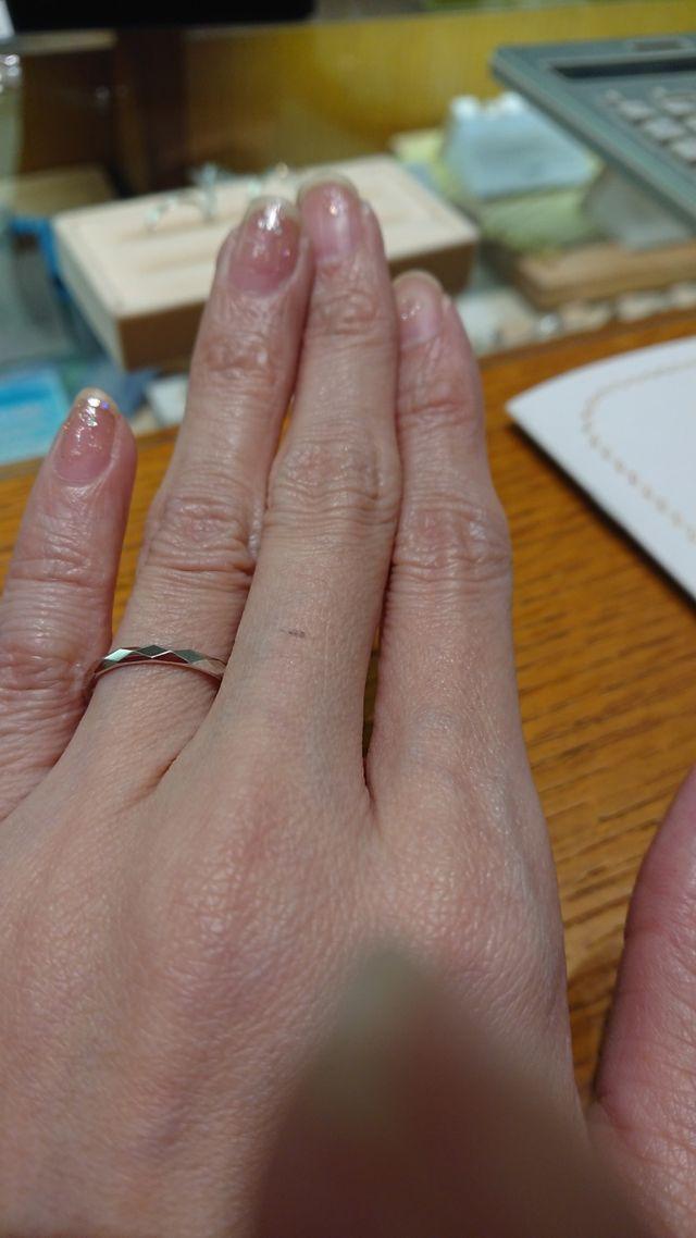 いい夫婦の日にちなんだ指輪