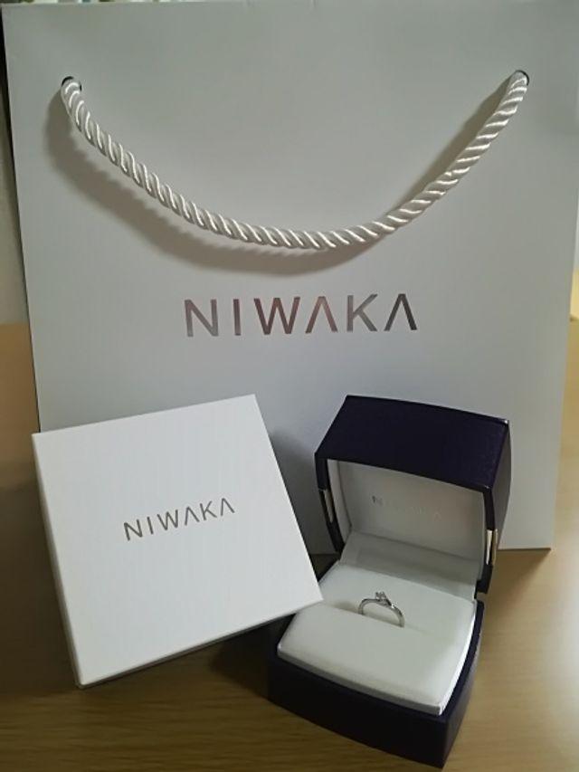 指輪を含め買ったときついてきたもの。