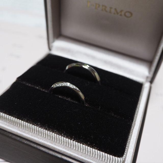 指輪はもちろんですが、リングケースもお気に入りです!