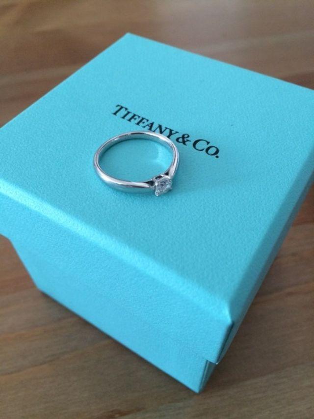 [THE 婚約指輪]と言うものが欲しくてこれに決定!