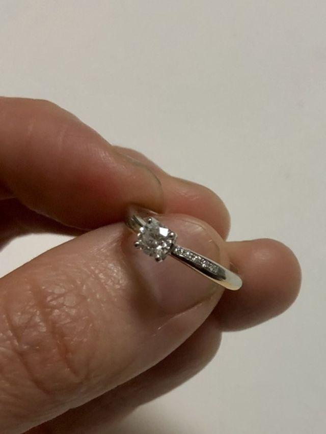 普段使いしやすい指輪です。