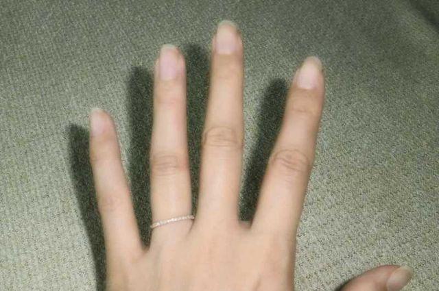 指輪着用のイメージ