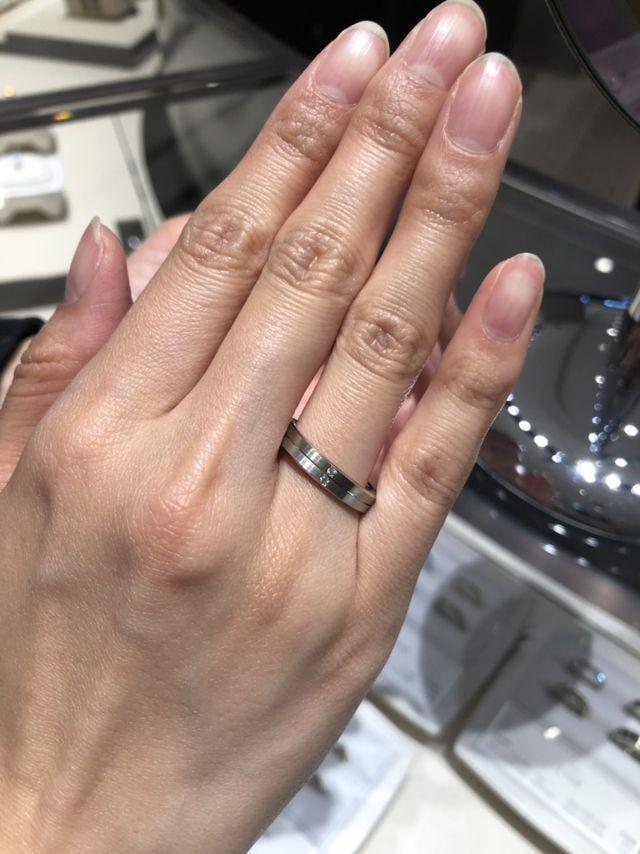 ニューヨークニワカの指輪
