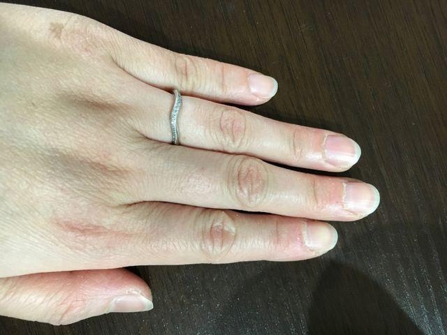 アイプリモで一目惚れの指輪