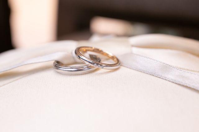 セミオーダーメイドの指輪