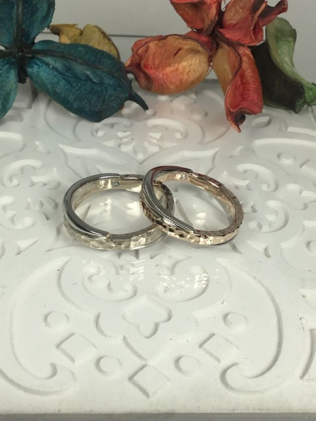 素敵な指輪で感動しました!!