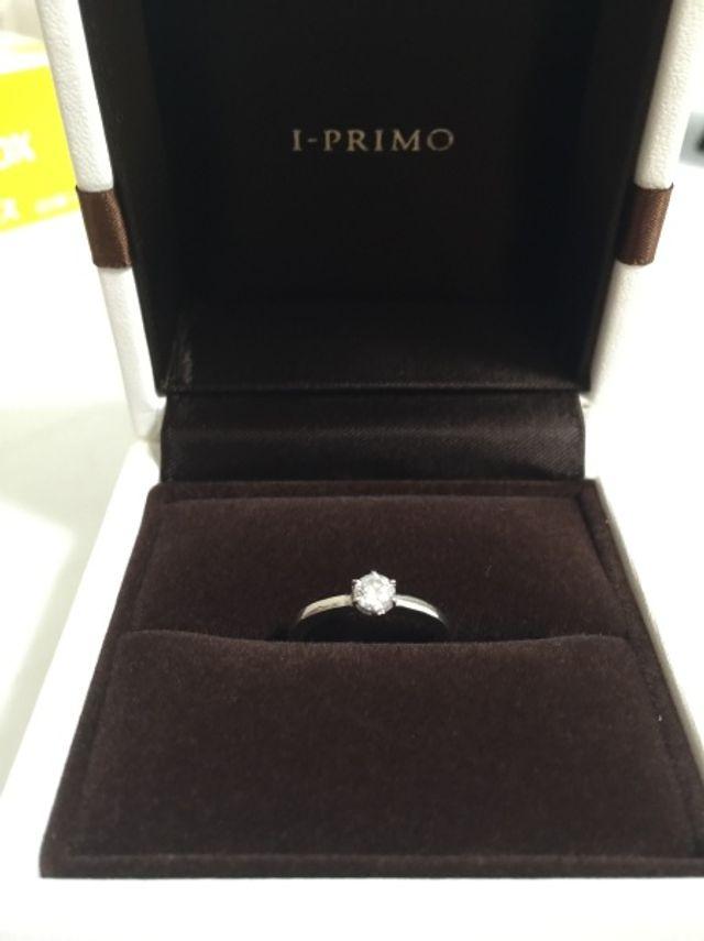 婚約指輪〜8号〜