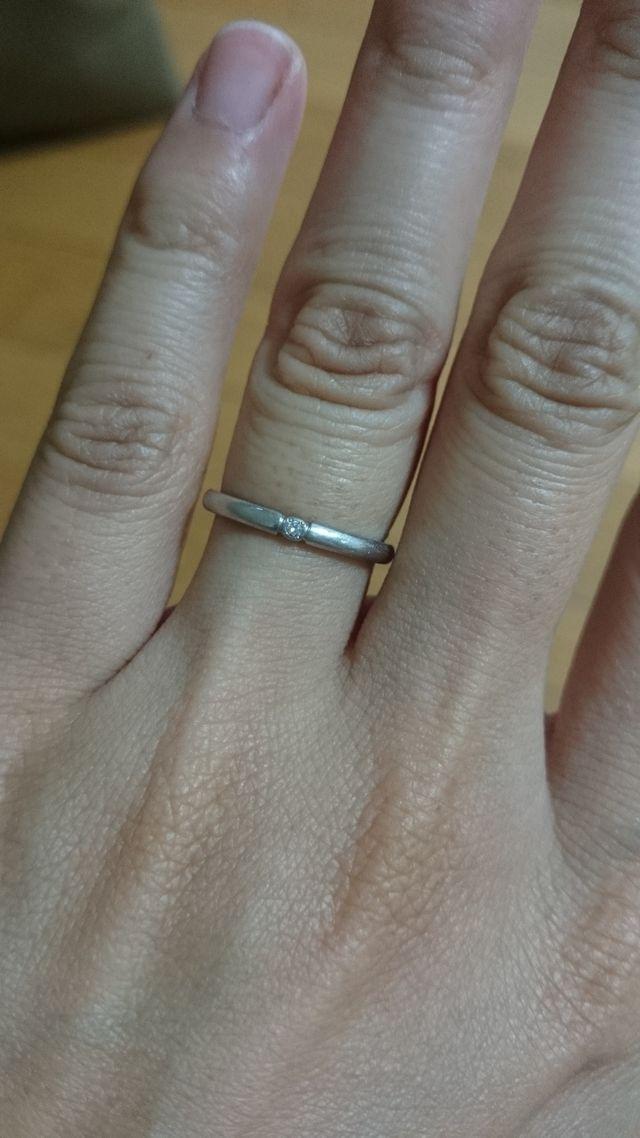 ネレイス ダイヤモンドが付いてます