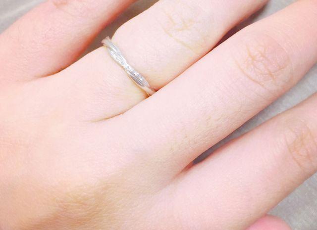 結婚指輪を購入
