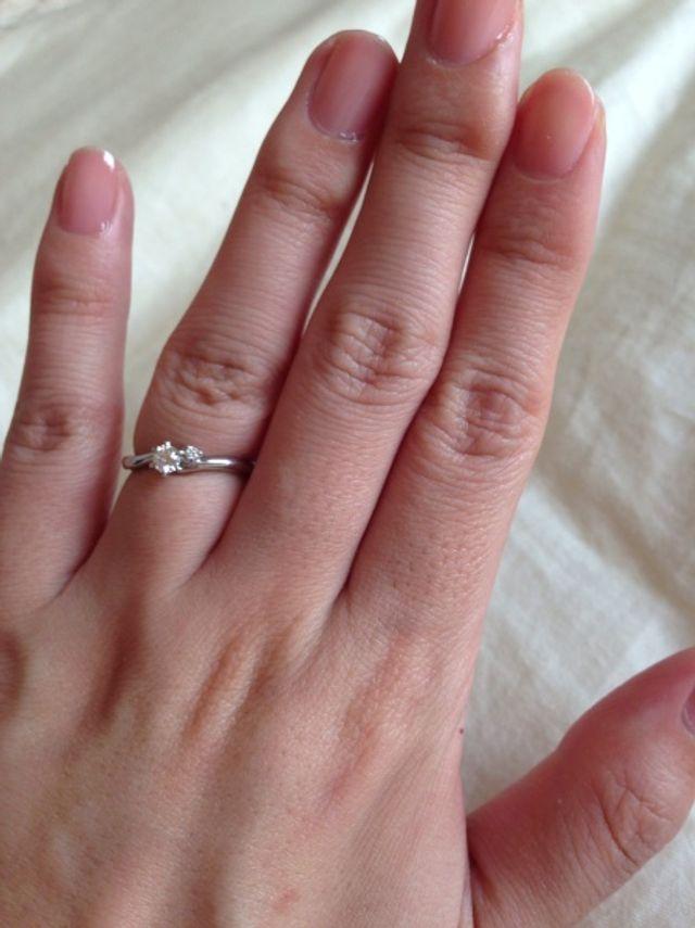 指輪の意味は最愛のひと