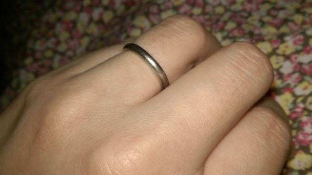 結婚指輪はシンプルが1番?(^^)