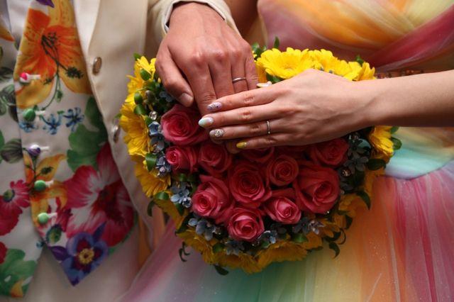 素敵な結婚指輪