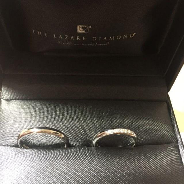 ラザールダイアモンドで購入しました。
