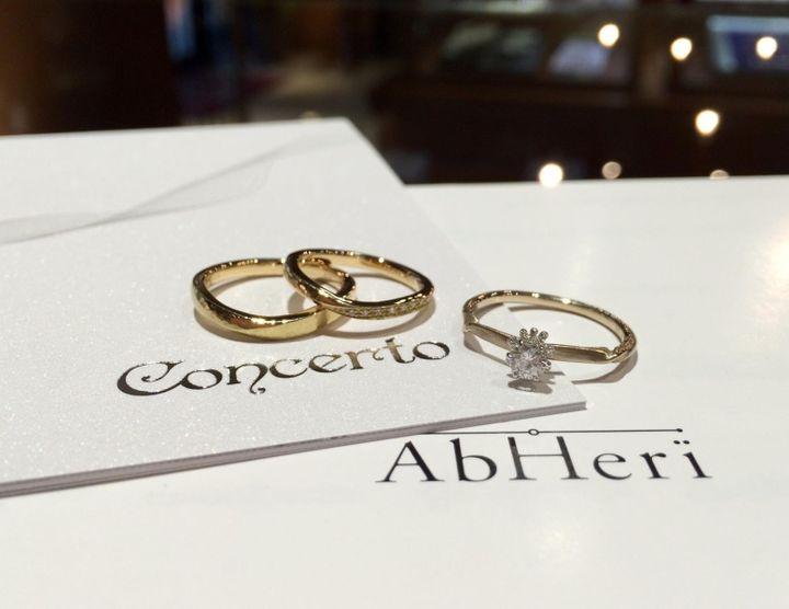【ORECCHIO(オレッキオ)の口コミ】 指輪を購入する前からここで買いたいと決めていました。お店に入って指輪…