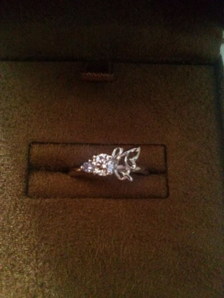 【ジュエリークラフトYAMAJIの口コミ】 ネットで婚約指輪を探していたのですが、ありきたりなデザインばかりで悩…