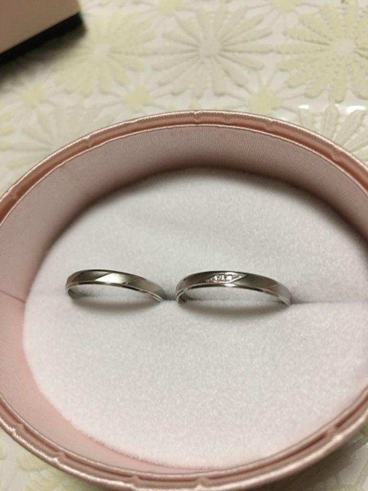 【insembre(インセンブレ)の口コミ】 指輪のブランドのコンセプトが1番決め手になりました。 インセンブレと言…