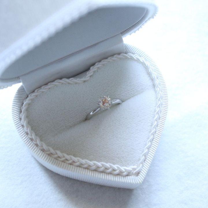 【LEHAIM(レハイム)の口コミ】 ダイヤの大きさにこだわっていたので、ダイヤの予算と質に満足しました。 …