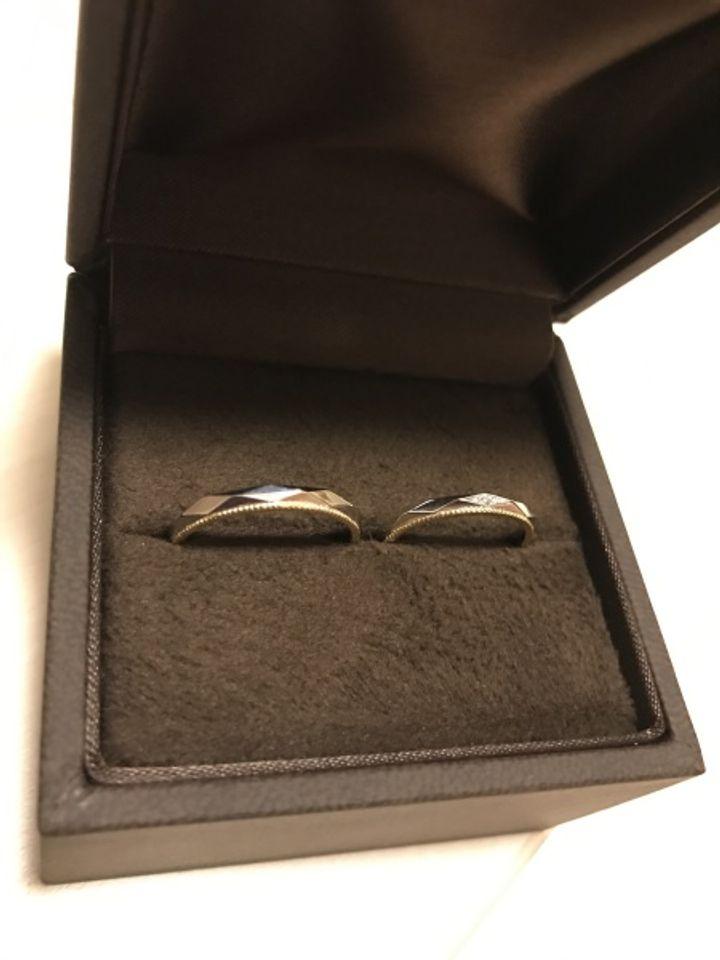【CHER LUV(シェールラブ)の口コミ】 指輪のデザインが可愛いかったからです。ネットで調べてたときに写真で、…