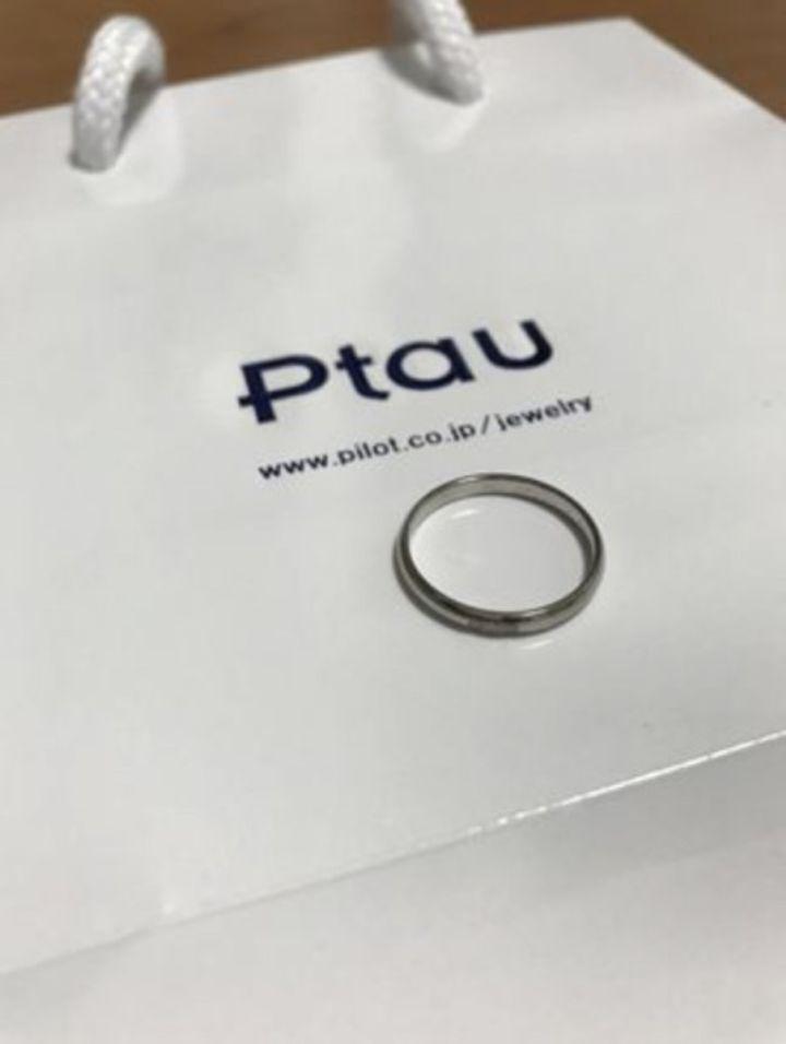 【Ptau(ピトー)の口コミ】 デザイン、価格、耐性どれも希望に沿った内容であったため決めました!パ…