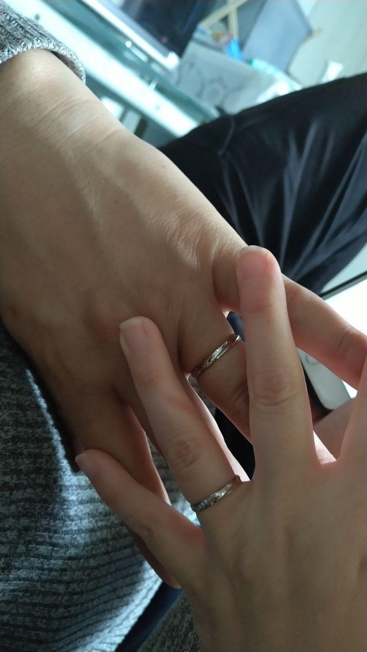 【insembre(インセンブレ)の口コミ】 ジュエリーショップなので、素敵な指輪が沢山あり、沢山ある指輪の中でど…