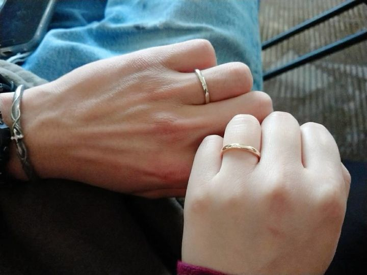 【Preuve(プルーヴ)の口コミ】 シンプルで中央にダイヤが入っている指輪が良くて探していたところ、価格…