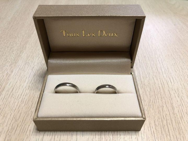 【ヴァンクールMAKIの口コミ】 ペアで5万〜10万の指輪が種類豊富にあったので、ヴァンクールマキさんで購…