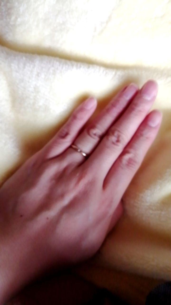 【CHER LUV(シェールラブ)の口コミ】 細めでシンプルなゴールドの指輪を探していたが店頭でピンクゴールドに惹…